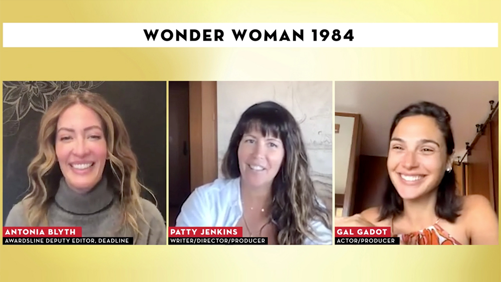 "Patty Jenkins & Gal Gadot On 'Wonder Woman 1984': ""How Do You Use A Superhero To Inspire The People Of Tomorrow…To Save Our World?"" – Contenders Film"