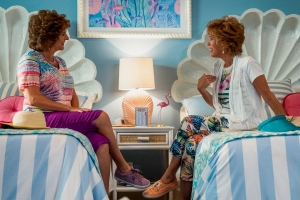 'Barb & Star Go To Vista Del Mar' Trailer: Kristen Wiig And Annie Mumolo Vacation In New Comedy