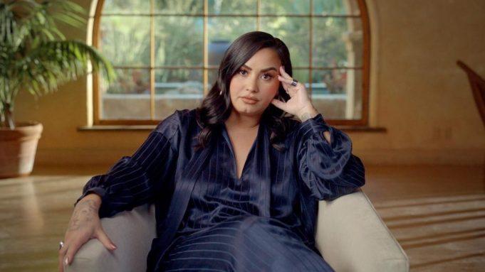 Demi Lovato in 'Demi Lovato: Dancing