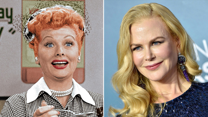Lucille Ball's Daughter Defends Nicole Kidman Casting For Aaron Sorkin's 'Being The Ricardos'
