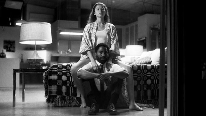 'Malcolm & Marie' trailer Zendaya John
