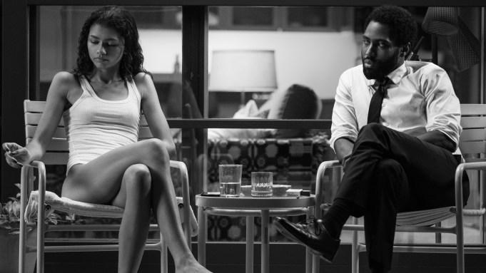 Zendaya, John David Washington Sam Levinson 'Malcolm & Marie interview – Deadline
