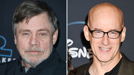 "Mark Hamill Thanks Peyton Reed For ""Unexpected Opportunity"" To Feature Luke Skywalker In 'The Mandalorian' Finale"