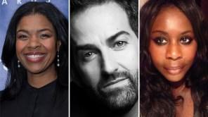 'Ma Rainey's Black Bottom' makeup and hair designers Mia Neal, Sergio Lopez-Rivera and Matiki Anoff