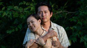 Steven Yeun and Yeri Han in 'Minari'