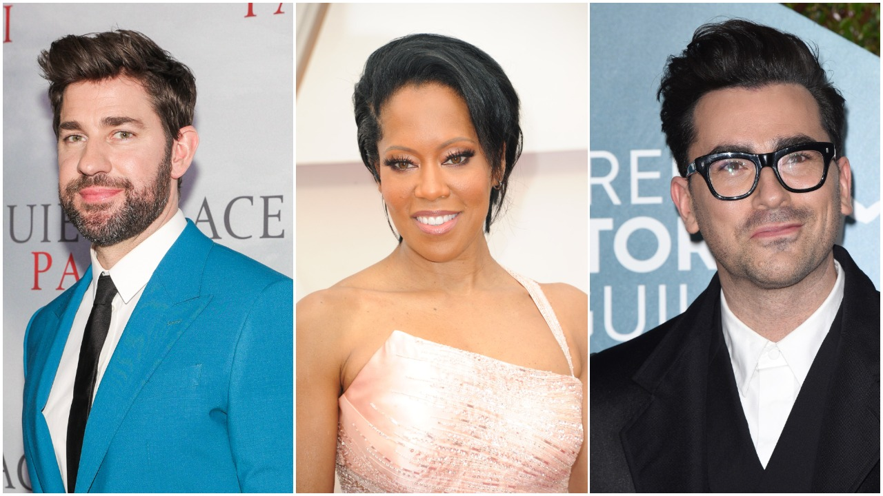 'SNL': John Krasinski Returns To Host Following Covid Cancellation With Dan Levy & Regina King Also Set For Hosting Debuts
