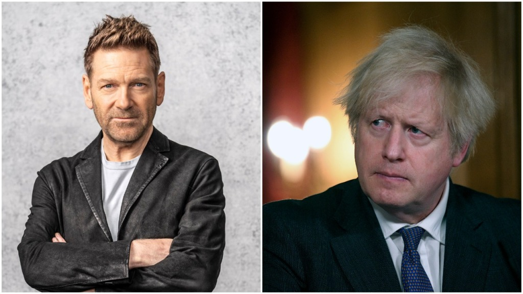 Kenneth Branagh To Play British PM Boris Johnson In Sky Drama 'This Sceptred Isle'