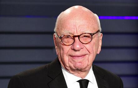 """[WATCH] Rupert Murdoch Decries """"Wave Of"""