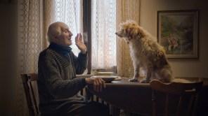 Aurelio and his dog Birba in 'The Truffle Hunters'
