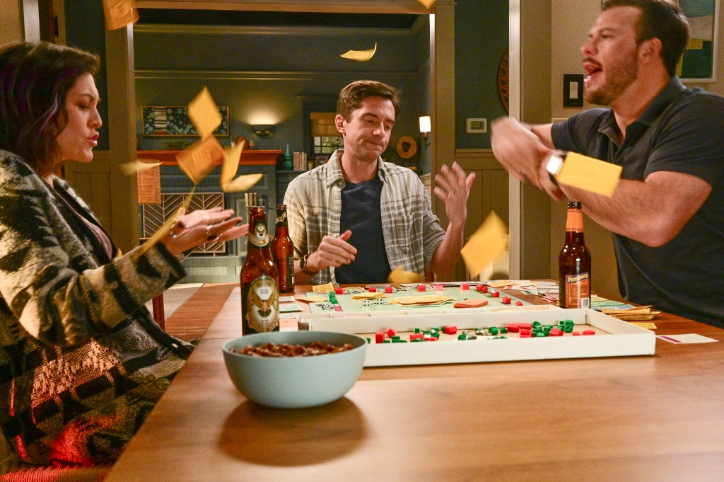ABC's 'Home Economics' Reveal New Look, Starring Topher Grace – Deadline