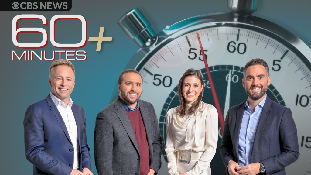CBS News To Launch New Streaming Version Of '60 Minutes' For Paramount+.jpg