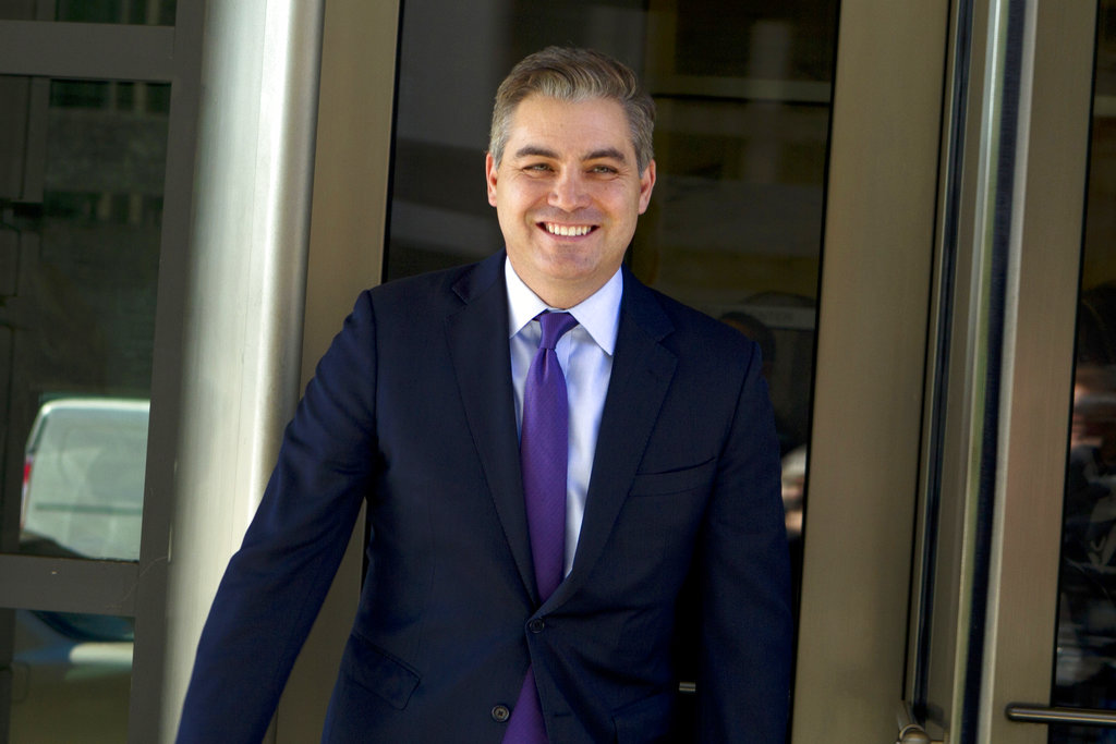 CNN's Jim Acosta Is Accosted By Hecklers At Conservative Political Action Conference