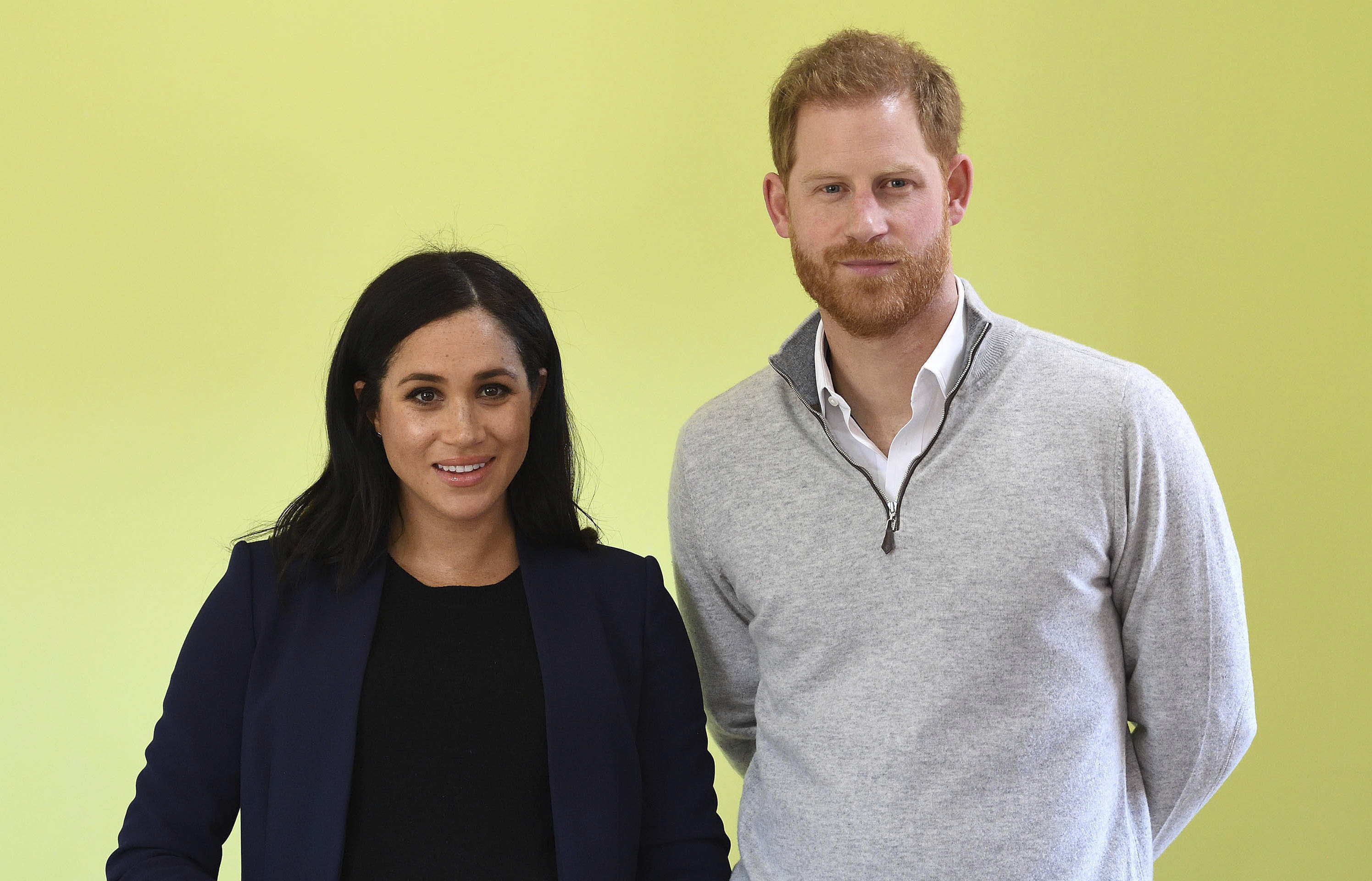 How To Watch Oprah's Meghan Markle And Prince Harry Interview Tonight