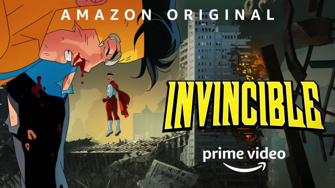 [WATCH] 'Invincible' Trailer: Robert Kirkman's Animated