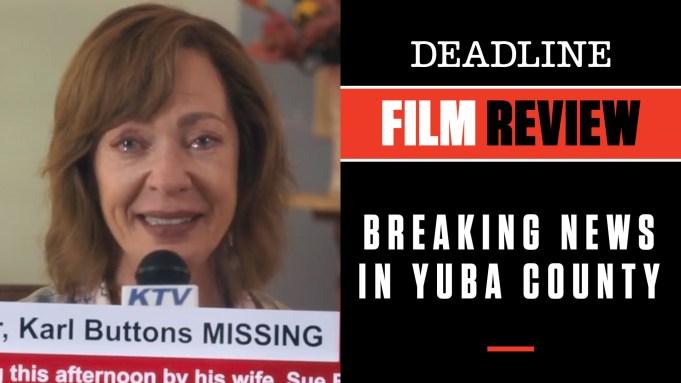 [WATCH] 'Breaking News In Yuba County'