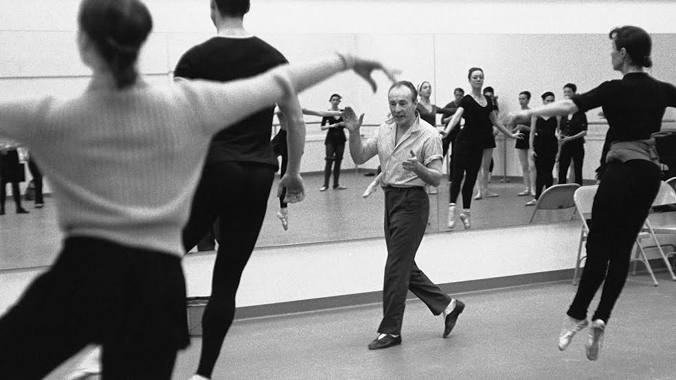 Zeitgeist & Kino Lorber To Handle North American Distribution On Ballet Doc 'In Balanchine's Classroom' thumbnail