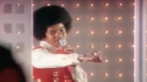 Michael Jackson performs the theme from 'Ben' at the 1973 Academy Awards