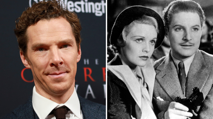 Netflix Lands 'The 39 Steps' Limited Series; Benedict Cumberbatch, Director Edward Berger & Scribe Mark L. Smith Update A Classic.jpg