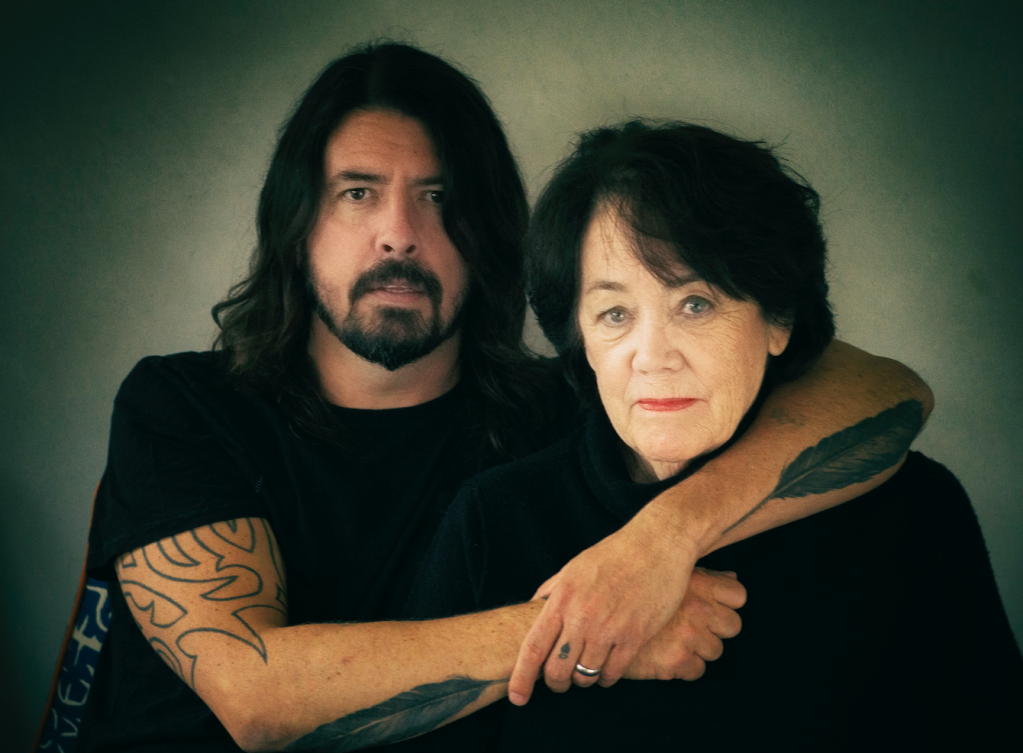 Dave Grohl & His Mom Drum Up 'From Cradle to Stage' For Paramount+ Alongside 'Unplugged' & 'Yo! MTV Raps' Revivals.jpg