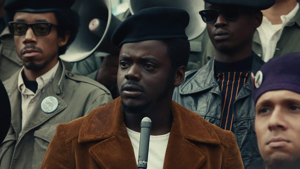 Daniel Kaluuya in 'Judas and the Black Messiah'
