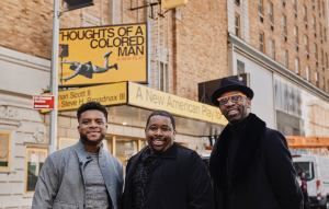 Broadway-Bound 'Thoughts Of A Colored Man' Lands Venue, Becoming First New Play To Take Residence Since Shutdown
