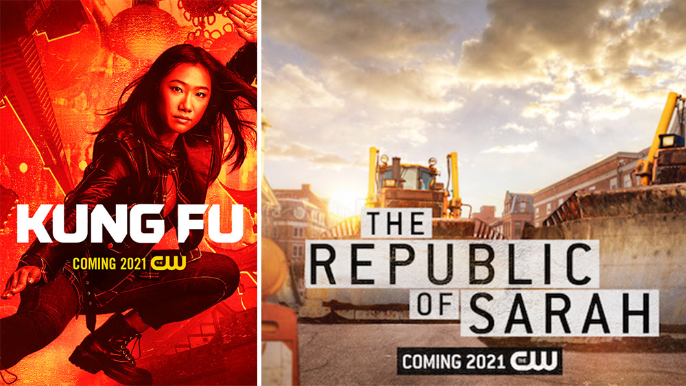 The CW Sets Premiere Dates For 'Kung Fu', 'Republic Of Sarah' & Return Of 'Dynasty', 'Legends Of Tomorrow', 'In The Dark'; New Slots For 'Batwoman', 'Charmed'.jpg