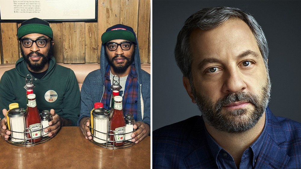 The Lucas Brothers and Judd Apatow Team On Semi-Autobiographical Pic On Siblings At Universal.jpg
