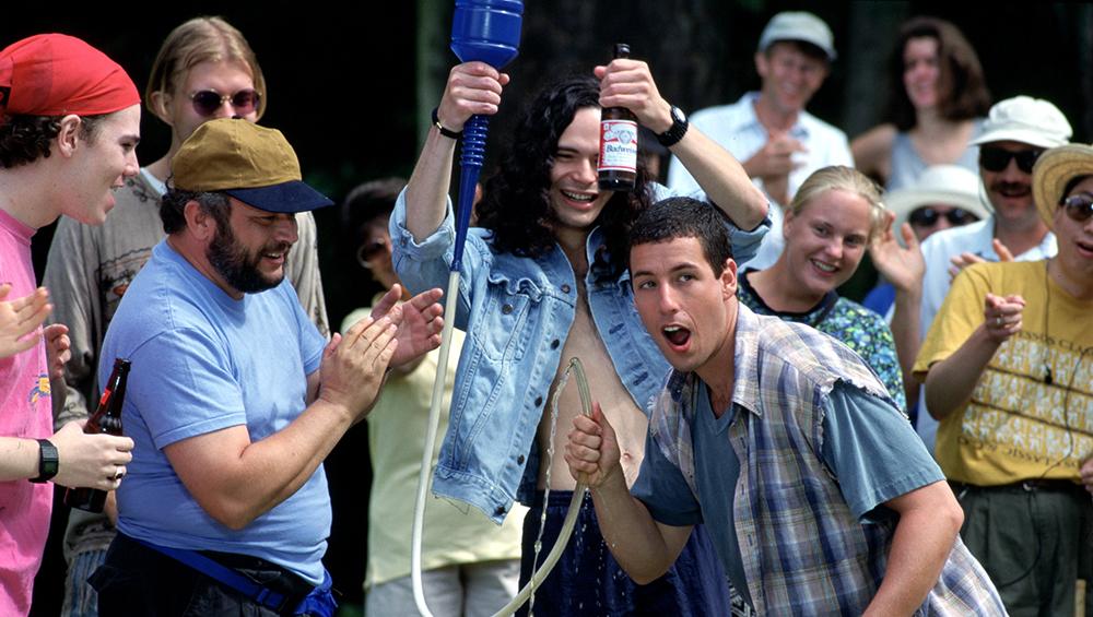 Adam Sandler & Christopher McDonald Revisit 'Happy Gilmore' Feud To Celebrate Film's 25th Anniversary - Deadline