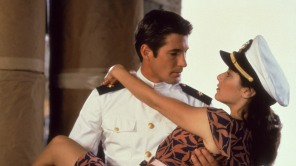 Richard Gere and Debra Winger in 'An Officer and a Gentleman'
