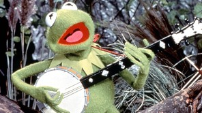 Kermit the Frog in 'The Muppet Movie'