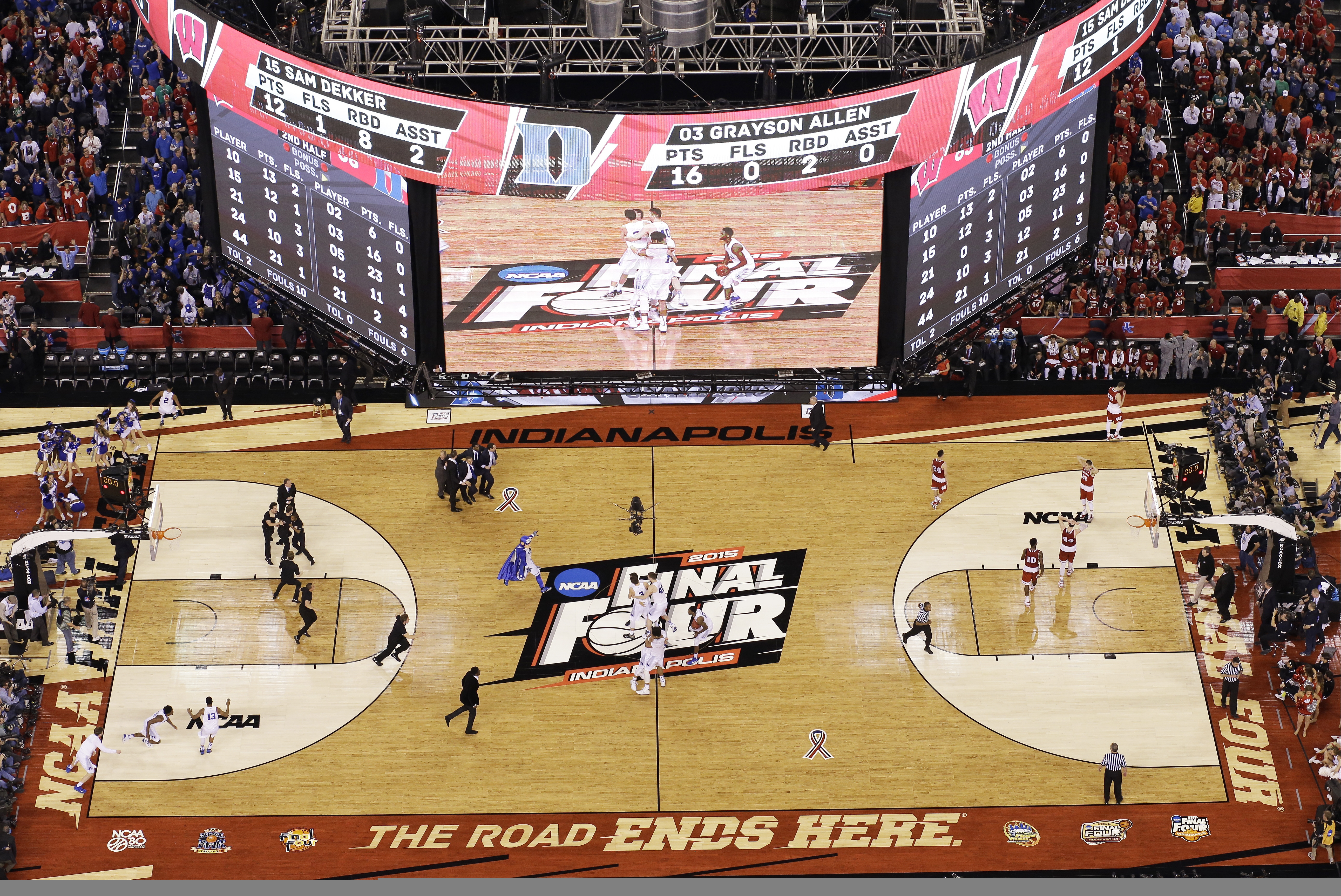 Cbs And Turner Set Broadcast Plans For Ncaa Men S Basketball Tournament Deadline
