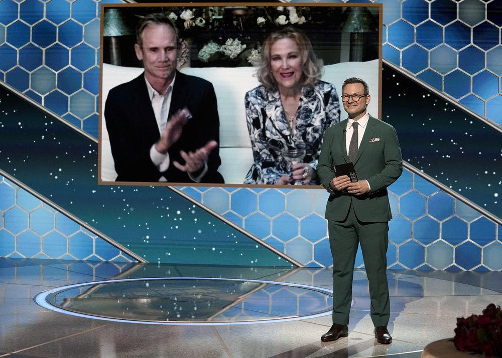 "Catherine O'Hara Secures First Career Golden Globe For 'Schitt's Creek,' Thanks Dan Levy & Eugene Levy For ""Inspiring, Funny, Beautiful"" Comedy.jpg"