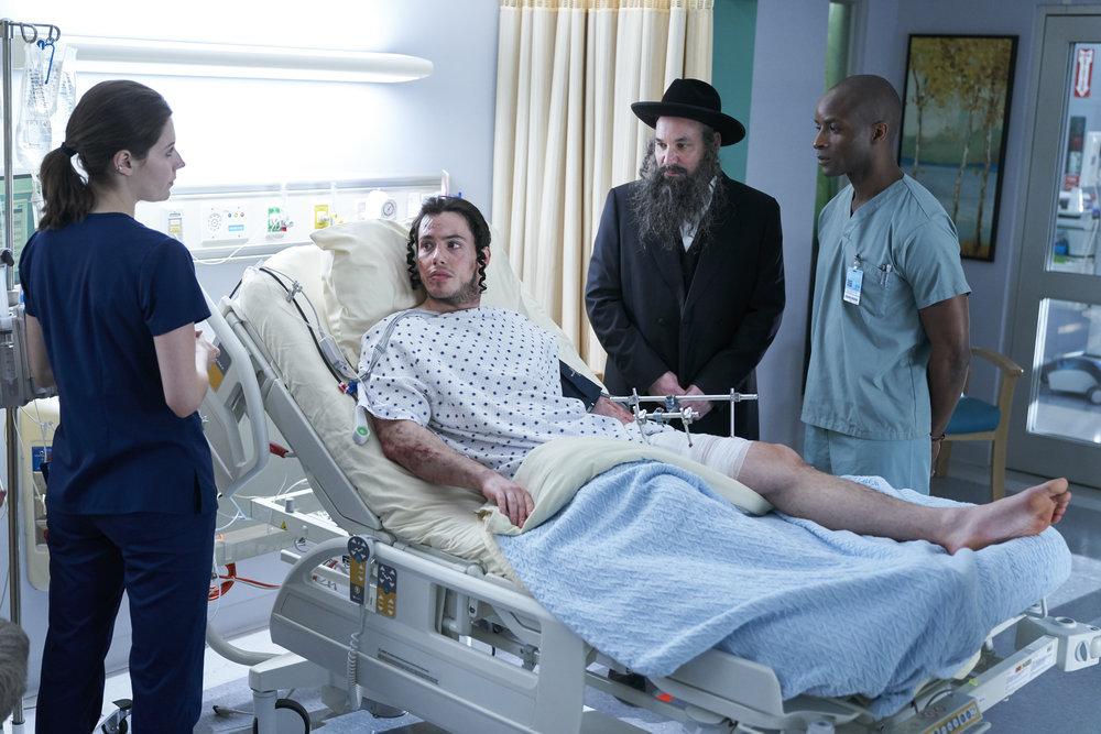 NBC Pulling 'Nurses' Episode From Digital Platforms After Criticism Over Orthodox Jewish Storyline - Deadline
