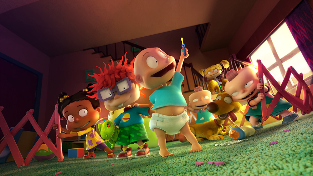 'Rugrats': Nickelodeon's Tiny Tots Embark On New Adventures In Trailer For Paramount+ Revival.jpg