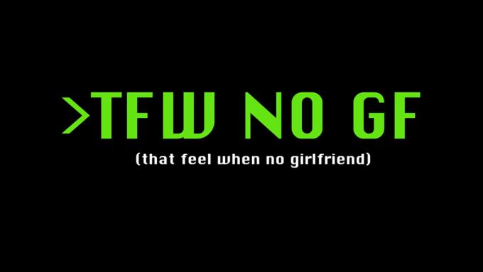 TFW No GF