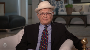 """Norman Lear Receives HFPA's Carol Burnett Award: """"I Could Not Feel More Blessed"""""""