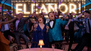 Meryl Streep and James Corden in 'The Prom'