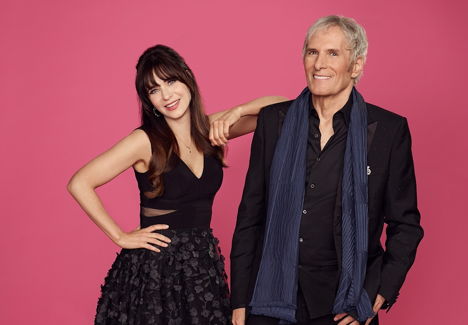 Zooey Deschanel & Michael Bolton To Host Celebrity Reboot Of 'The Dating Game' At ABC - Deadline