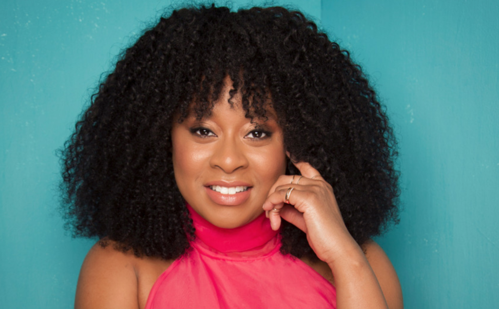 Phoebe Robinson To Star In & Write Pilot Adaptation Of Her Book 'Everything's Trash But It's Okay' At Freeform.jpg