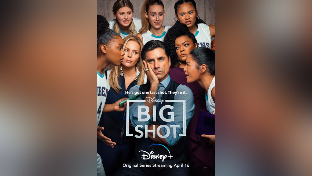 "Technical Difficulties Won't Stop 'Big Shot' Creators And Stars From Talking About New Disney+ Series: ""The Show Is About Second Chances"".jpg"