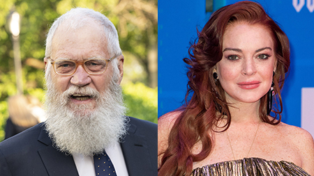 David Letterman's 2013 Interview With Lindsay Lohan Sparks Backlash On Social Media