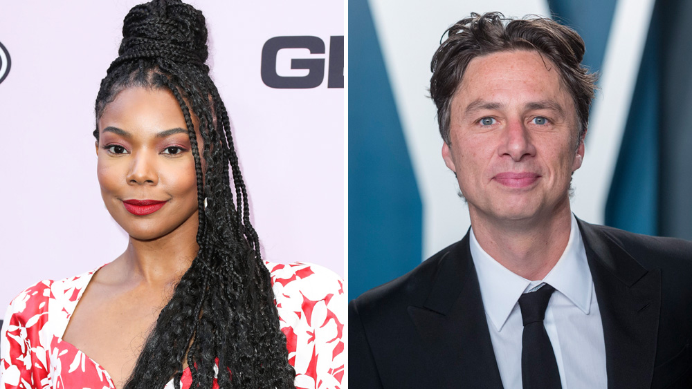 'Cheaper By The Dozen': 10 Join Gabrielle Union And Zach Braff In Remake For Disney+.jpg