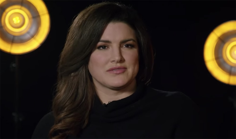 "Gina Carano Talks Being ""Canceled"", Supports Former 'Mandalorian' Costar Pedro Pascal - Deadline"