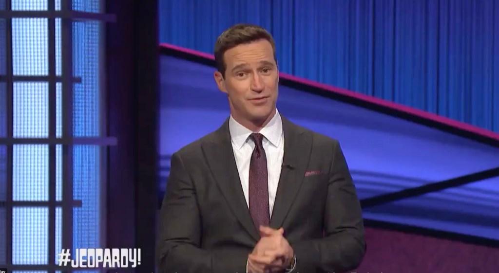 'Jeopardy!' Guest Host Mike Richards Honors Alex Trebek, Viewers Approve - Deadline