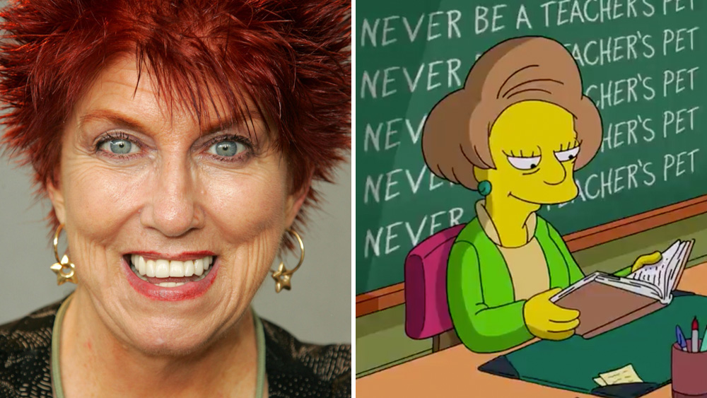 'The Simpsons' Brings Edna Krabappel Back To Pay Tribute To Late Marcia Wallace - Deadline