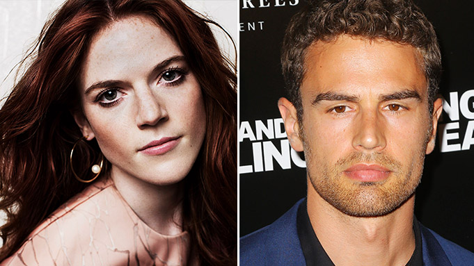 Rose Leslie Theo James To Star In The Time Traveler S Wife Hbo Series Deadline