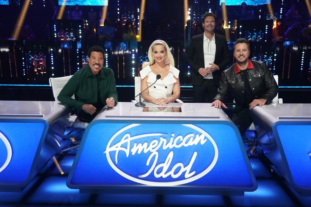 'American Idol': Katy Perry, Luke Bryan, Lionel Richie & Ryan Seacrest Return For Season 5.jpg