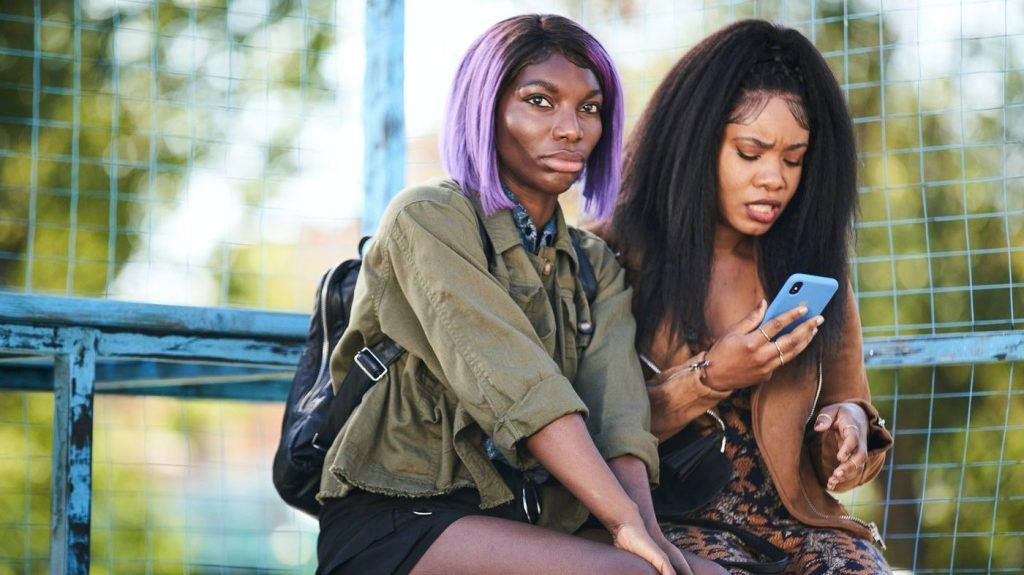 Read the script for episode 8 of the series Michaela Coel – News Block
