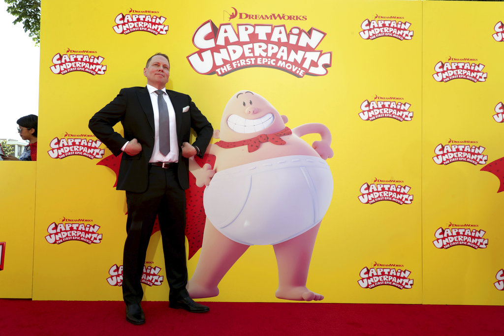 'Captain Underpants' Book Pulled By Publisher Scholastic For 'Passive Racism'