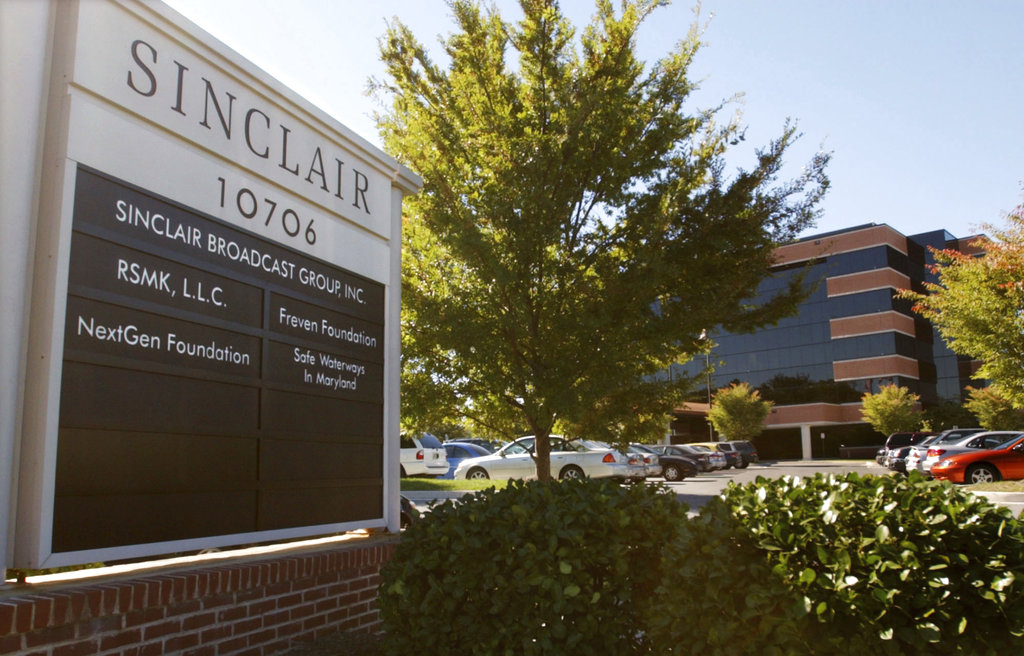 Sinclair Broadcast Group Trims Workforce By 5% Due To Impact Of Covid-19